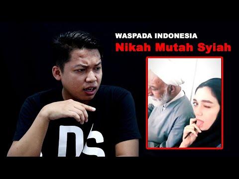 Youtuber Muda Bongkar Praktek Nikah Mutah, Netizen Syiah Meradang