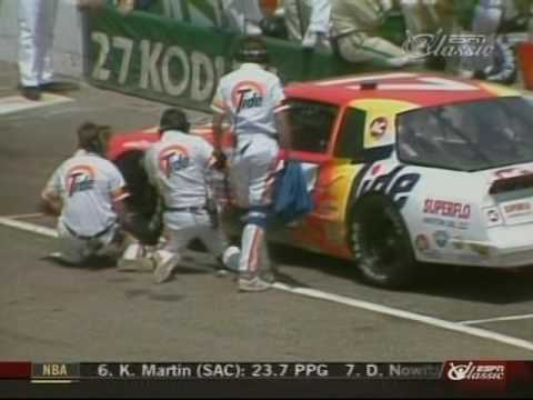 1988 NASCAR WINSTON CUP  at Riverside