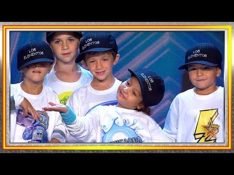 Estos NIÑOS se han propuesto VOLVER LOCO al jurado | Audiciones 6 | Got Talent España 2019