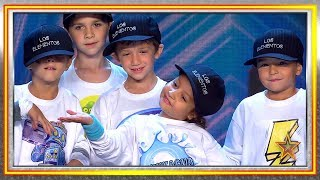 Ready To Get Crazy With These DANCING KIDS? | Auditions 6 | Spain's Got Talent 2019