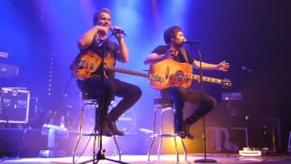 Max Giesinger - Alles Auf Anfang - Muffathalle - München - 02.03.17