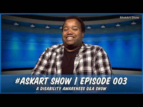 What is Build Jake's Place, What is an all-inclusive playground | #AskArt Show 003