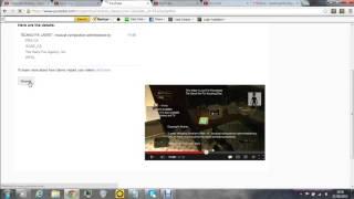 Fake Copyright Claims On Youtube 3