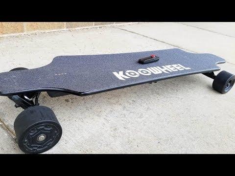 Koowheel ONYX Electric Skateboard Unboxing, review & Fidget Spinner GIVEAWAY.