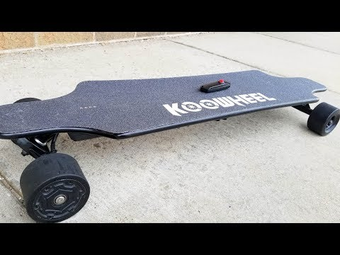 Meepo Board Electric Skateboard Unboxing And Review