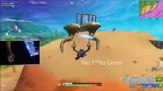 Fortnite Gameplay: Kidgart Gets Carried Hard?!?! (Ft. Twitch Larenz's SOLO-DUO ARENA 20 bomb)