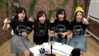 出演:つりビット 長谷川端、竹内夏紀、安藤咲桜、小西杏優.