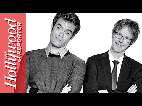 Bill Hader & Dana Carvey Talk About Their 'SNL' Auditions