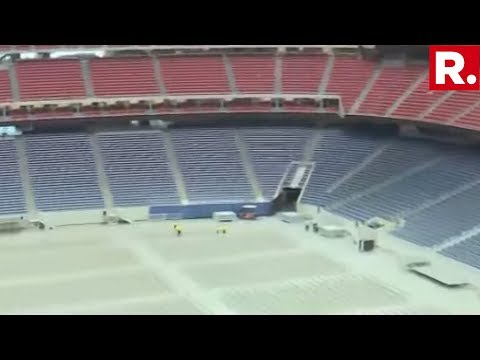'Howdy Modi' Event: Republic TV Takes You Inside The NRG Stadium In Houston