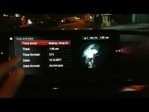 Download Bmw F30 Evo Id6 With Touch Screen MP3, MKV, MP4