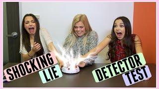 One of Griffin Arnlund's most viewed videos: SHOCKING LIE DETECTOR TEST | Griffin Arnlund
