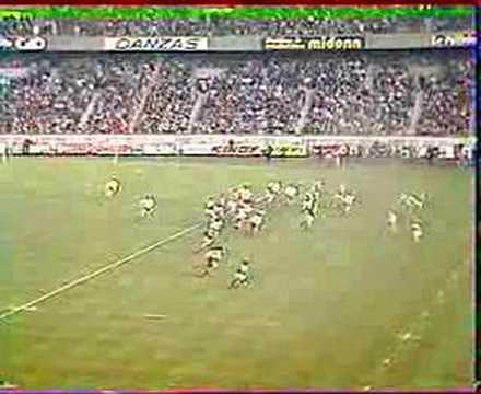 France-Irlande 1984