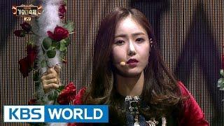 GFRIEND - Rough & NAVILLERA [2016 KBS Song Festival / 2017.01.01]