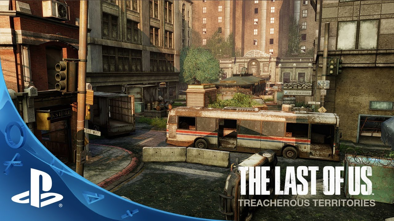 The Last Of Us Factions Treacherous Territories Map Pack Trailer - The last of us multiplayer maps