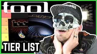 TOOL Albums Ranked BEST To Worst (Tier List)