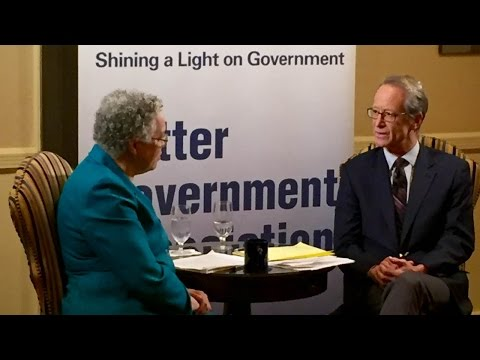 A BGA Candid Conversation With Toni Preckwinkle