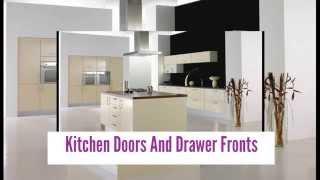 Kitchen Doors and Ideas
