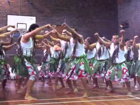 Rotuma Day Celebrations Sydney 2011 - Tautoaga fa