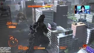 Godzilla (PS4/2015) pt2 - Hedorah, the Smog Monster/Anguirus!