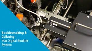 500 Digital Booklet System