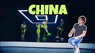 (Reacción) Anuel AA, Daddy Yankee, Karol G, Ozuna & J Balvin - China