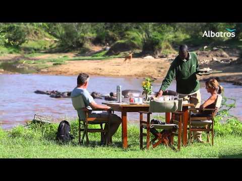 Eventyr med Albatros Travel