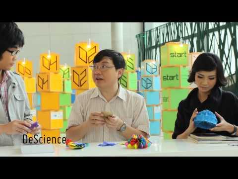 DeScience [by Mahidol] ความมหัศจรรย์ของโอริงามิ ตอน 2