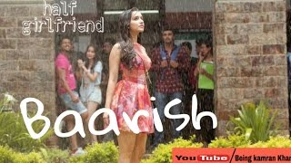 Yeh Mausam Ka Barish| Full   song| halfgirlfriend