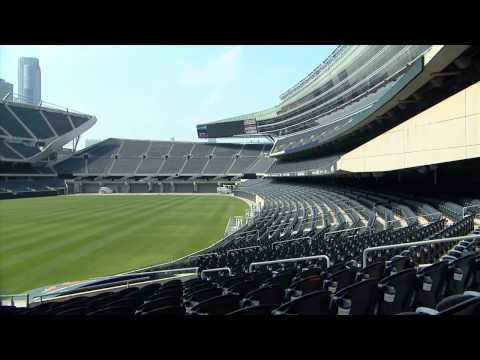 Chicago Park District Aug. 2012: Soldier Field LEED Certification