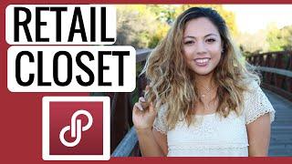 How to Start a Retail Closet on Poshmark