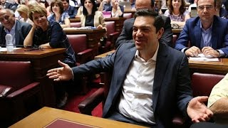 Greek PM Tsipras: What Exactly Is His Mandate?