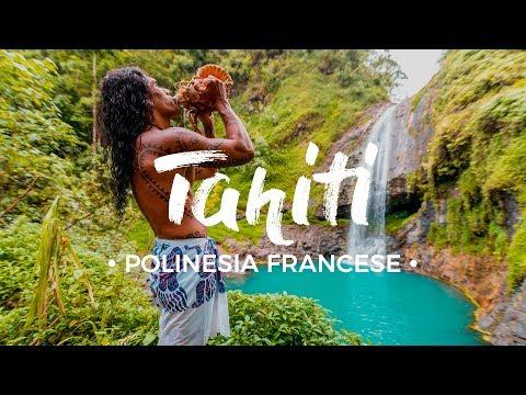 FALLING IN LOVE WITH TAHITI - French Polynesia