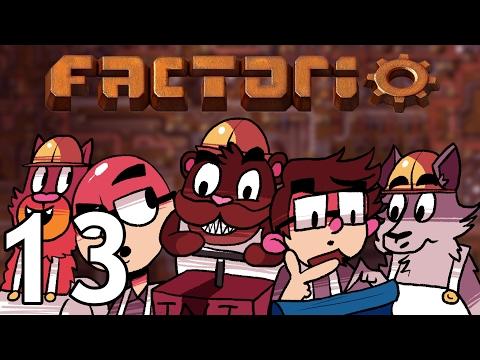 Factorio  - Season Two  - Episode 13 [Robertports]