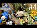 Jurassic World Big Box Of Dinosaurs #4 INDOMINUS REX 2015 UNBOXING Review By WD Toys