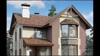 видео Балконы в коттеджах