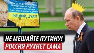 Не мешайте Путину! Россия рухнет сама