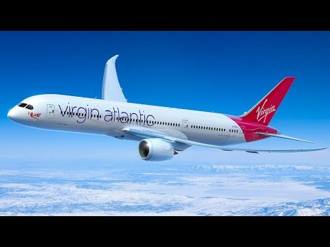 VIRGIN ATLANTIC Struggle with RR TRENT 1000 ISSUES on 787