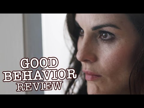 Good Behavior Review​ ​-  Michelle Dockery, Juan Diego Botto, Fred Austin