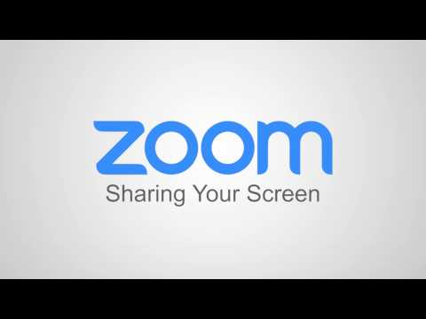 Sharing Your Screen - YouTube