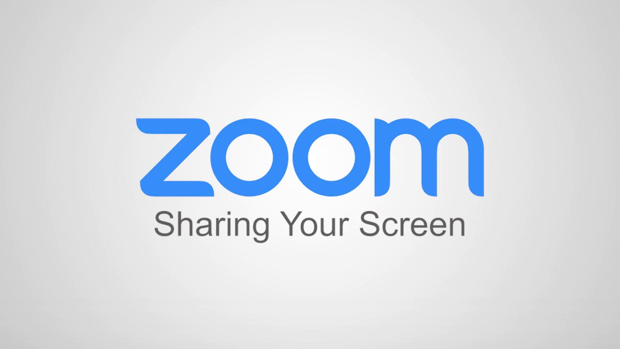 Sharing Your Screen