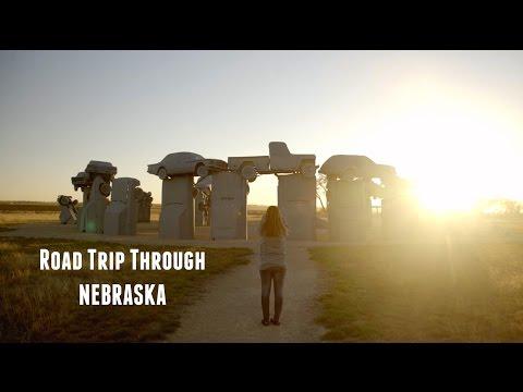 Road Trip Through Nebraska