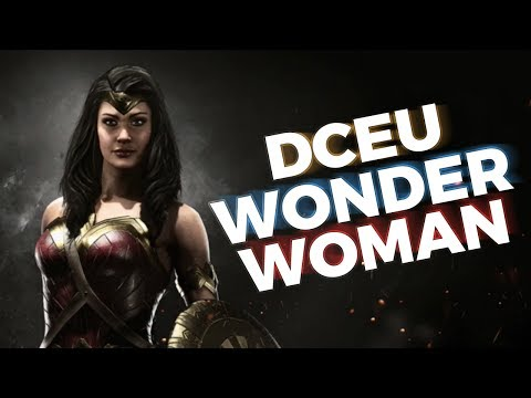 Injustice 2 Multiverse Event | TO END ALL WARS (Wonder Woman DCEU Gear)