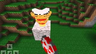 Minecraft PE: TORNADO