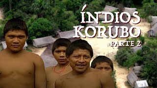 Repeat youtube video Viagens pela Amazônia | Índios Korubos | Parte 2