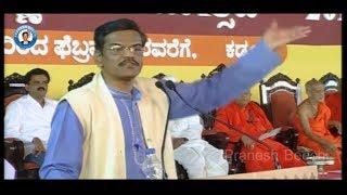 Latest Comedy Gangavathi Pranesh (Live Show 11) | Kannada Best Comedy Jokes Of Pranesh Beechi