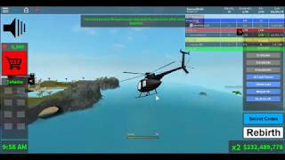 Roblox Blood Moon Tycoon I Buying the helicopter!