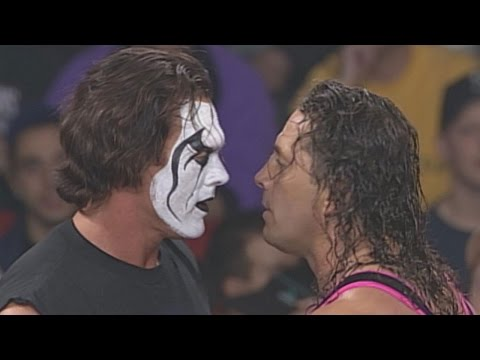 Bret Hart Vs. Sting – WCW Mayhem 1999: WWE Vintage Collection