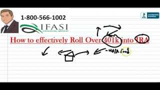 Rollover 401k to IRA - How to Roll Over 401k into IRA Annuity?