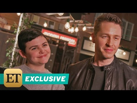 'Once Upon a Time' Stars Josh Dallas and Ginnifer Goodwin Dish on the Musical Episode!