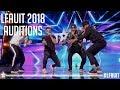 BeryWam Auditions France S Got Talent 2018 mp3
